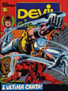 Cover for Devil Gigante (Editoriale Corno, 1977 series) #39