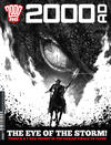 Cover for 2000 AD (Rebellion, 2001 series) #2010