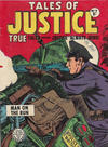 Cover for Tales of Justice (Horwitz, 1950 ? series) #2