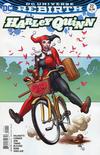 Cover Thumbnail for Harley Quinn (2016 series) #22 [Variant Cover]