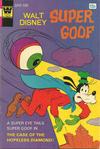 Cover for Walt Disney Super Goof (Western, 1965 series) #21 [Whitman]