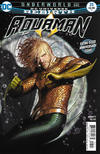 Cover for Aquaman (DC, 2016 series) #25 [Stjepan Šejić Cover]