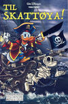 Cover for Donald Duck Tema pocket; Walt Disney's Tema pocket (Hjemmet / Egmont, 1997 series) #[91] - Til Skattøya!