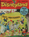 Cover for Disneyland barneblad (Hjemmet / Egmont, 1973 series) #1/1973