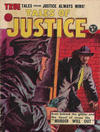 Cover for Tales of Justice (Horwitz, 1950 ? series) #4