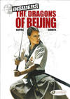 Cover for Insiders (Cinebook, 2009 series) #6 - The Dragons of Beijing