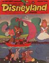 Cover for Disneyland barneblad (Hjemmet / Egmont, 1973 series) #15/1973
