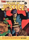 Cover for Tales of Justice (Horwitz, 1950 ? series) #10