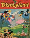 Cover for Disneyland barneblad (Hjemmet / Egmont, 1973 series) #21/1973