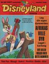 Cover for Disneyland barneblad (Hjemmet / Egmont, 1973 series) #9/1974
