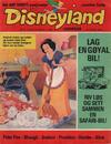 Cover for Disneyland barneblad (Hjemmet / Egmont, 1973 series) #10/1974