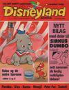 Cover for Disneyland barneblad (Hjemmet / Egmont, 1973 series) #12/1974
