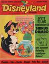 Cover for Disneyland barneblad (Hjemmet / Egmont, 1973 series) #13/1974