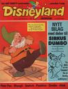 Cover for Disneyland barneblad (Hjemmet / Egmont, 1973 series) #14/1974
