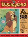 Cover for Disneyland barneblad (Hjemmet / Egmont, 1973 series) #16/1974