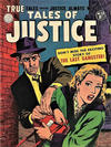 Cover for Tales of Justice (Horwitz, 1950 ? series) #12