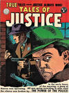 Cover for Tales of Justice (Horwitz, 1950 ? series) #11