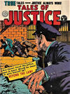 Cover for Tales of Justice (Horwitz, 1950 ? series) #13