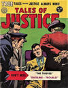 Cover for Tales of Justice (Horwitz, 1950 ? series) #22