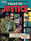 Cover for Tales of Justice (Horwitz, 1950 ? series) #23
