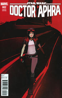 Cover Thumbnail for Doctor Aphra (Marvel, 2017 series) #2 [Incentive Annie Wu Variant]
