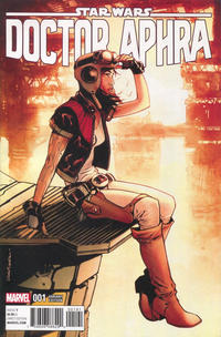 Cover Thumbnail for Doctor Aphra (Marvel, 2017 series) #1 [Frankie's Comics Exclusive Sara Pichelli Color Variant]]