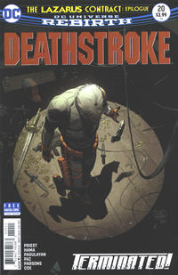 Cover Thumbnail for Deathstroke (DC, 2016 series) #20