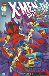 Cover Thumbnail for X-Men Special (Panini Deutschland, 1998 series) #4