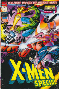 Cover Thumbnail for X-Men Special (Panini Deutschland, 1998 series) #5