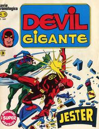 Cover Thumbnail for Devil Gigante (Editoriale Corno, 1977 series) #15