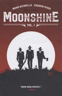 Cover Thumbnail for Moonshine (Image, 2017 series) #1