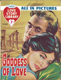 Cover Thumbnail for Love Story Picture Library (IPC, 1952 series) #285