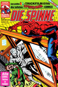 Cover Thumbnail for Die Spinne (Condor, 1987 series) #37