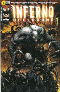 Cover Thumbnail for Inferno: Hellbound (Image, 2002 series) #1 [Cover B]
