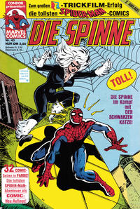 Cover Thumbnail for Die Spinne (Condor, 1987 series) #40