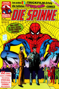 Cover Thumbnail for Die Spinne (Condor, 1987 series) #33