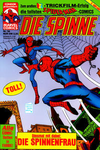 Cover Thumbnail for Die Spinne (Condor, 1987 series) #36