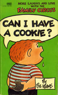Cover for Can I Have a Cookie? (Gold Medal Books, 1979 series) #1-4155-1 [1.25 USD Edition]