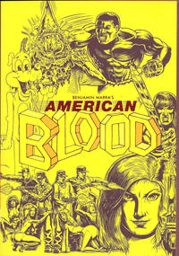 Cover Thumbnail for American Blood (Fantagraphics, 2016 series)