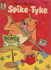 Cover Thumbnail for Spike and Tyke (Magazine Management, 1956 series) #11