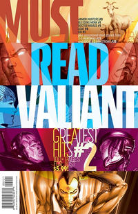 Cover Thumbnail for Must Read Valiant: Greatest Hits (Valiant Entertainment, 2014 series) #2