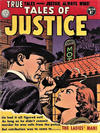Cover for Tales of Justice (Horwitz, 1950 ? series) #14