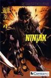 Cover for Ninjak (Valiant Entertainment, 2015 series) #1 [ComicsPro Retailer Exclusive]