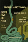 Cover for Ed the Happy Clown (Drawn & Quarterly, 2005 series) #5