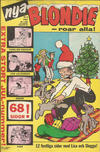 Cover for Blondie (Semic, 1963 series) #8/1965