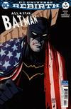 Cover for All Star Batman (DC, 2016 series) #9 [Francesco Francavilla Cover Variant]
