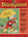 Cover for Disneyland barneblad (Hjemmet / Egmont, 1973 series) #18/1974