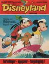 Cover for Disneyland barneblad (Hjemmet / Egmont, 1973 series) #21/1974