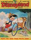 Cover for Disneyland barneblad (Hjemmet / Egmont, 1973 series) #22/1974