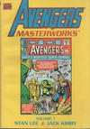 Cover Thumbnail for Avengers Masterworks (1993 series) #1 [First Print]